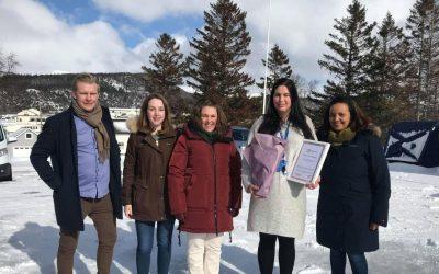 Inkluderende Bedrift 2020: Riarhaugen bosenter